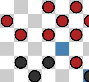 HTML5 Checkers Game